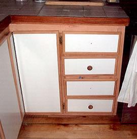 Modification de l 39 espace d 39 am nagement d 39 une cuisine jout ou suppression d 39 un lot d 39 un - Modifier armoire melamine ...