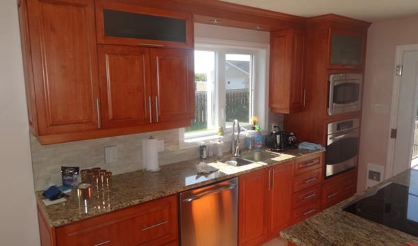 b nisterie saint aubin restauration d 39 armoires de cuisine. Black Bedroom Furniture Sets. Home Design Ideas